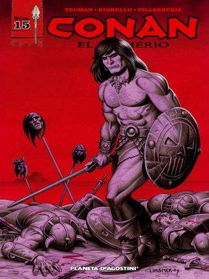 cover image of Conan el cimmerio nº 15/17