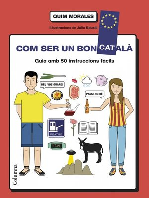 cover image of Com ser un bon català