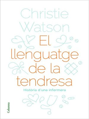 cover image of El llenguatge de la tendresa