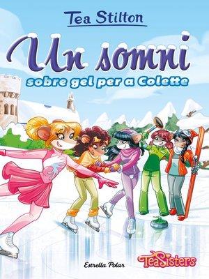 cover image of Un somni sobre gel per a Colette