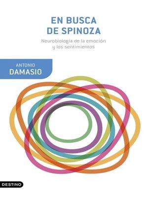 cover image of En busca de Spinoza