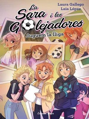 cover image of Juguem la lliga