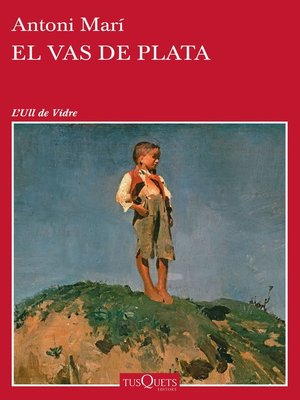 cover image of El vas de plata