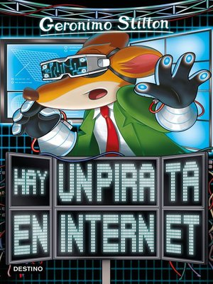 cover image of Hay un pirata en internet