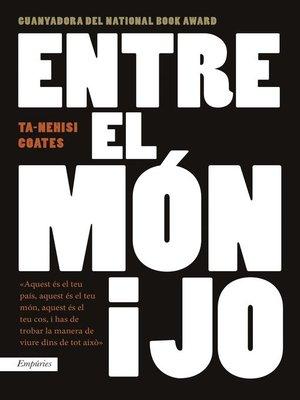 cover image of Entre el món i jo
