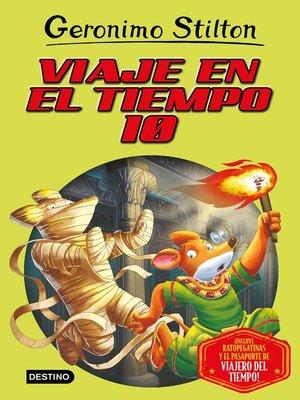 cover image of Viaje en el tiempo 10
