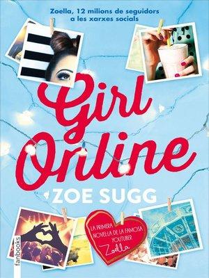 cover image of Girl online (Edició en català)