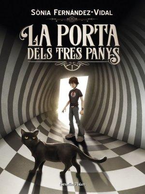 cover image of La porta dels tres panys