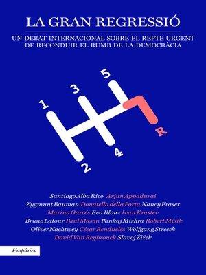 cover image of La gran regressió