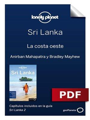 cover image of Sri Lanka 2_3. La costa oeste