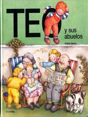 cover image of Teo y sus abuelos