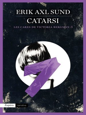 cover image of Catarsi (Les cares de Victoria Bergman 3)