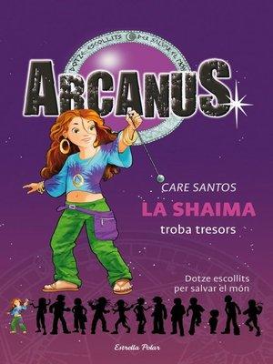 cover image of La Shaima troba tresors