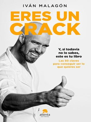 cover image of Eres un crack