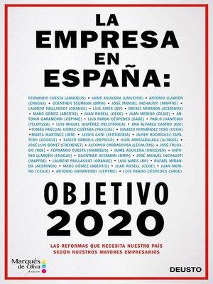 cover image of La empresa en España