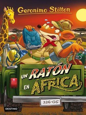 cover image of Un ratón en África