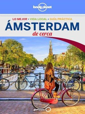 cover image of Ámsterdam De cerca 3