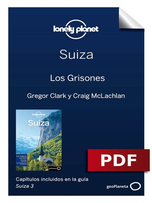 cover image of Suiza 3_13. Los Grisones