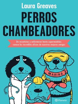 cover image of Perros chambeadores