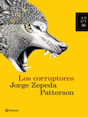 cover image of Los corruptores