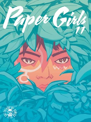 cover image of Paper Girls nº 11