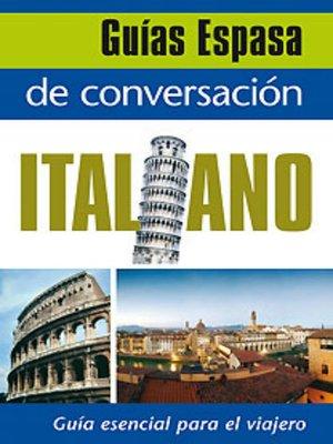 cover image of Guía de conversación italiano