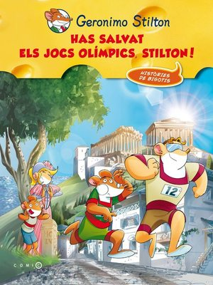 cover image of Has salvat els jocs olímpics, Stilton!
