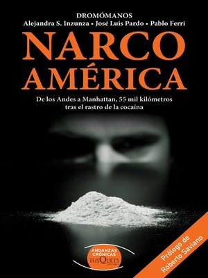 cover image of Narcoamérica