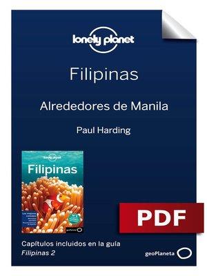 cover image of Filipinas 2_3. Alrededores de Manila