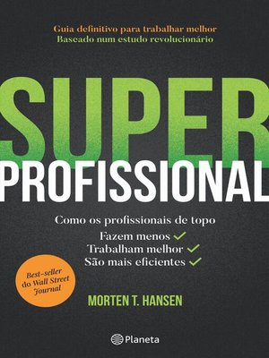 cover image of Superprofissional