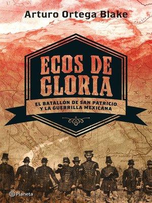 cover image of Ecos de gloria