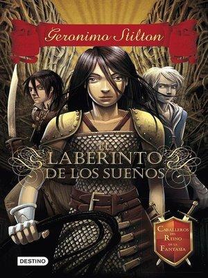 cover image of El laberinto de los sueños