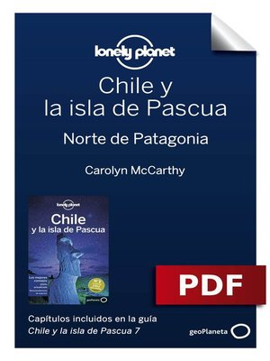 cover image of Chile y la isla de Pascua 7_8. Norte de Patagonia