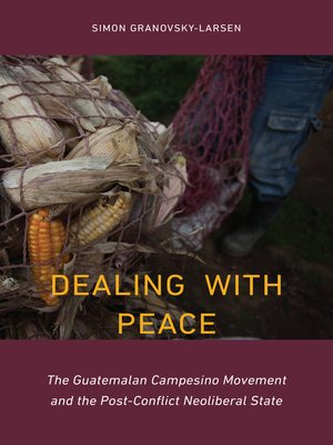 cover image of Dealing with Peace