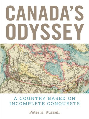 cover image of Canada's Odyssey