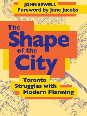 cover image of The Shape of the City