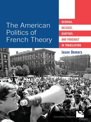 cover image of The American Politics of French Theory