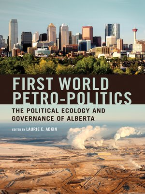cover image of First World Petro-Politics