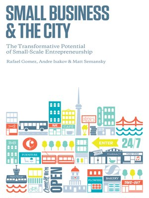 cover image of Small Business and the City