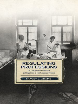 cover image of Regulating Professions