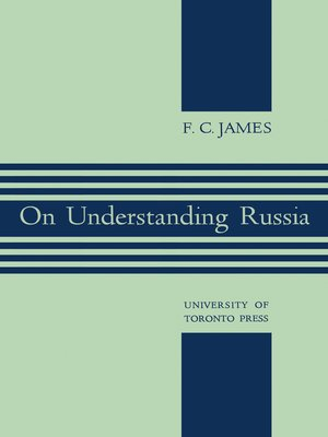 cover image of On Understanding Russia