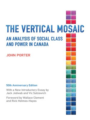cover image of The Vertical Mosaic