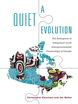 cover image of A Quiet Evolution