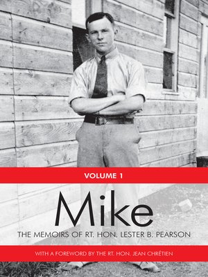 cover image of Mike, Volume One: 1897-1948