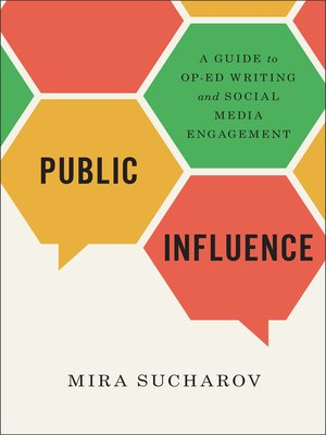 cover image of Public Influence