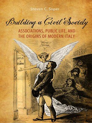 cover image of Building a Civil Society