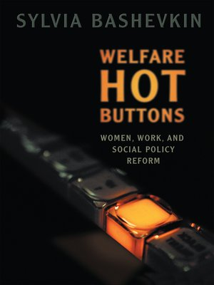 cover image of Welfare Hot Buttons