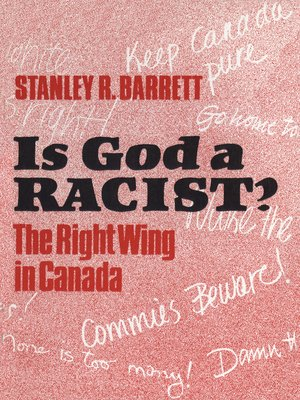 cover image of Is God a Racist?