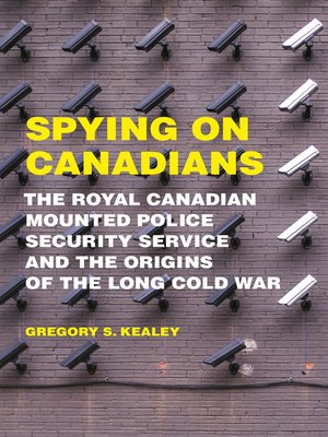cover image of Spying on Canadians