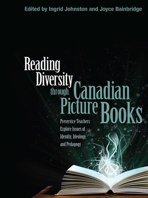 cover image of Reading Diversity through Canadian Picture Books